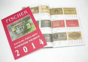 Katalog banknotów 2014 r.